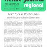 Article du 11.2009 ABC Cours Particuliers, les journées de sensibilisation à l'orientation